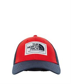 The North Face Mudder trucker caps rood