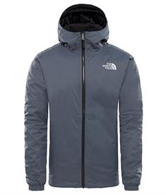 The North Face Quest Ins. Jacket heren casual jas antraciet