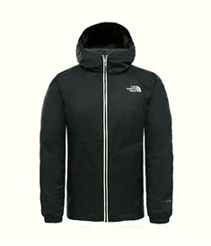The North Face Quest Ins. Jacket heren casual jas zwart