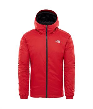 The North Face Quest Ins. Jacket Heren winterjas ROOD