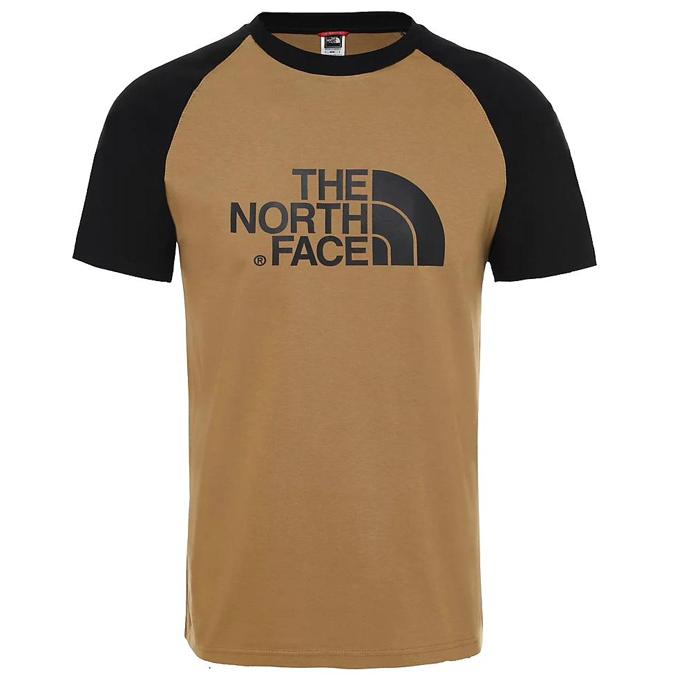 The North Face Raglan Easy Tee heren shirt