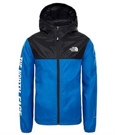 The North Face Reactor Wind Jacket junior zomerjas kobalt