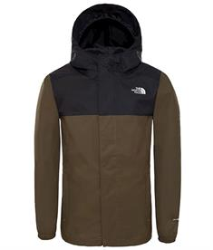 The North Face Resolve reflective junior zomerjas taupe dessin