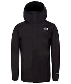 The North Face Resolve reflective junior zomerjas zwart