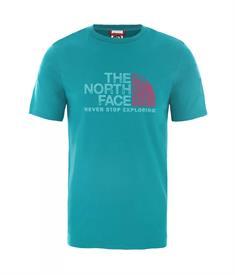 The North Face Rust 2 Tee heren shirt groen