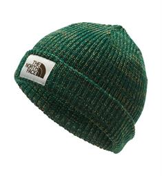 The North Face Salty Dog Beanie muts sr donkergroen