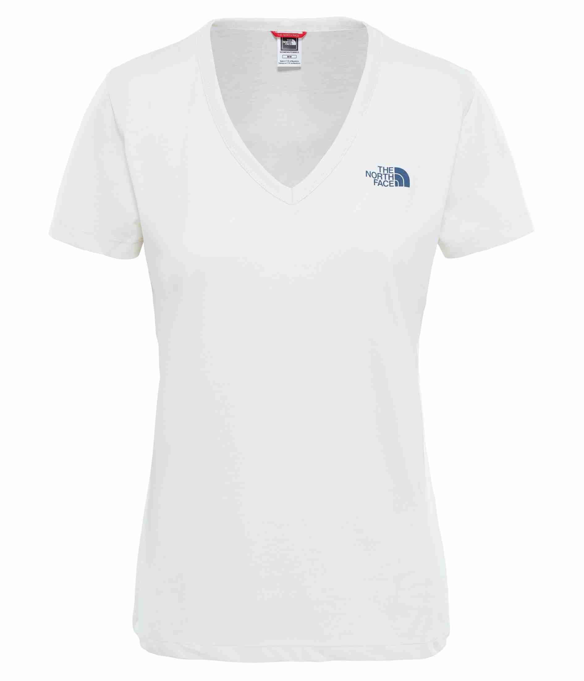 Witte Sportshirt Dames | RLDM
