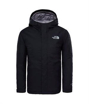 The North Face Snow Quest Jacket Jongens ski/snowboard jas ZWART