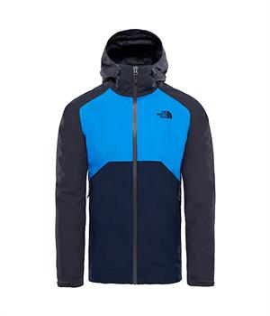 The North Face Stratos Jacket Heren winterjas antraciet