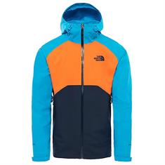 The North Face Stratos Jacket heren winterjas marine