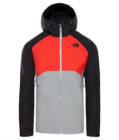 The North Face Stratos Jacket heren zomerjas rood