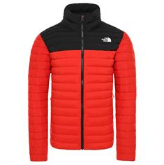 The North Face Stretch Down Jacket heren casual jas rood