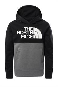 The North Face Surgent P/O Block jongens sweater zwart