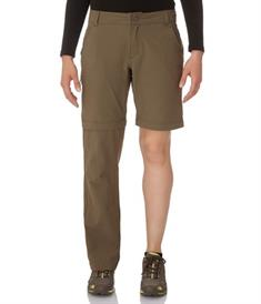 The North Face Trekker Pant Woman dames broek lichtbruin