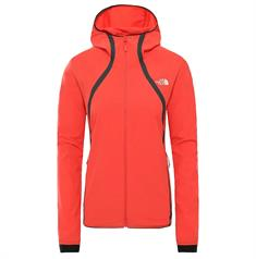 The North Face Women's Varuna Wind Jacket dames zomerjas rood