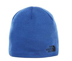 The North Face Youth Bones Recycled Beanie muts sr blauw
