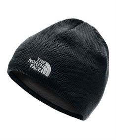 The North Face Youth Bones Recycled Beanie muts sr zwart