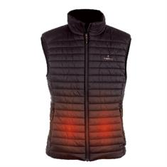Therm-Ic Heated Vest heren bodywarmer zwart