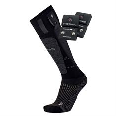 Therm-Ic Powersock Set MenHeat Uni + S-Pack 1200 V2 skisokken zwart