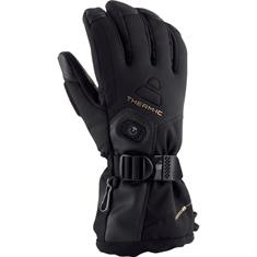 Therm-Ic Ultra Heat Gloves Men vinger handschoenen sr zwart