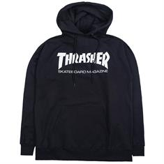 Thrasher Thrasher Mag Hooded Sweat heren sweater zwart