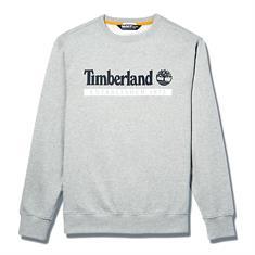 Timberland Estab. 1973 Crewneck heren casual sweater midden grijs