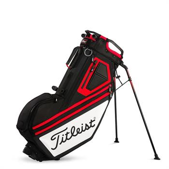 Titleist Players 14 Golf tas ZWART