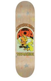 Toymachine Axel Bunny Hop 8.0 skateboard lichtbruin