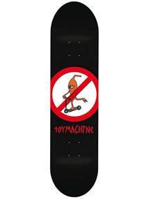 Toymachine No Scooter 8.25 skateboard deck zwart