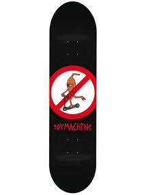 Toymachine No Scooter 8.25 skateboard zwart