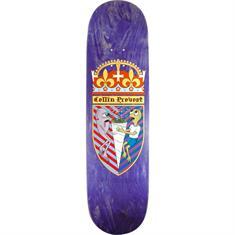 Toymachine Profost 8.5 skateboard zwart