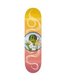 Toymachine STONER SECT 8.5 skateboard deck lichtbruin