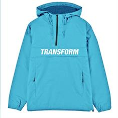 Transform Gloves The Fast Text Windbreaker heren snowboard jas raf
