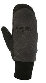 Transform Gloves The Heritage snowboard handschoenen zwart