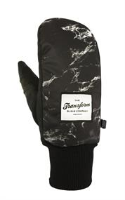 Transform Gloves The Marblelous Mitt snowboard handschoenen zwart