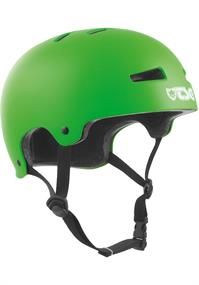 TSG Evolution Lime Green bmx/skate helm lime groen