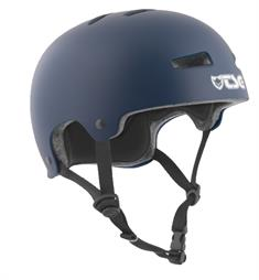 TSG Evolution Satin Blue bmx/skate helm blauw