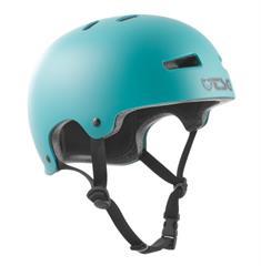 TSG Evolution Satin Cauma Green bmx/skate helm groen