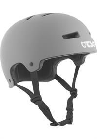 TSG Evolution Satin Coal bmx/skate helm antraciet