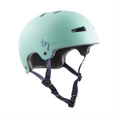 TSG Evolution Satin Mint bmx/skate helm mint