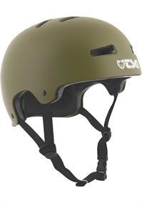 TSG Evolution Satin Olive bmx/skate helm groen