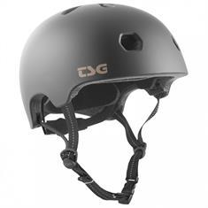TSG Meta Solid Color bmx/skate helm zwart