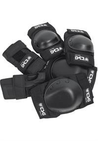 TSG Protection Set Basic beschermset zwart