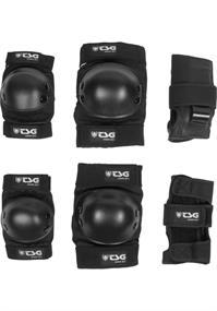 TSG Protection Set Junior beschermset zwart