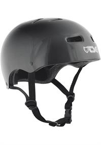 TSG Skate/BMX Injected Black bmx/skate helm zwart