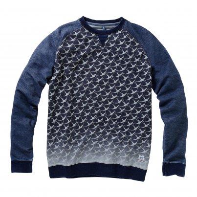Twin life Heren casual sweater