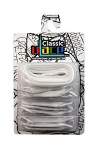 Ulace Inline White veters wit