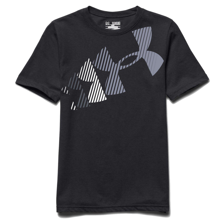 Kinder sport shirt Under Armour Boys Rising Logo