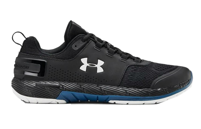 Under Armour Commit heren fitness schoen zwart