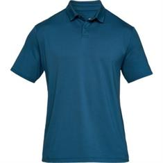 Under Armour Crestable Performance Polo heren polo kobalt